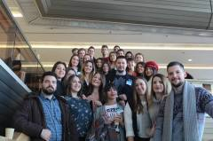STUDENTS OF UDG VISITED 'INDIVIDUALISM IN THE AGE OF TRIBALISM' CONFERENCE