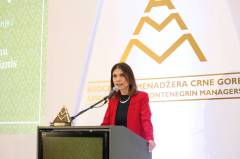 Association of managers of Montenegro awarded UDG
