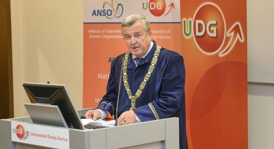 UDG University Day - Rector`s Welcome Address